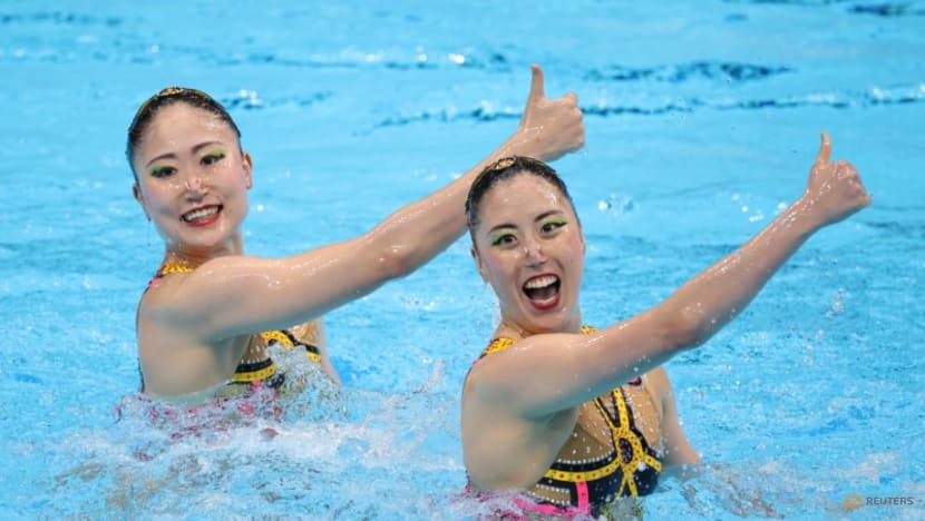 Swimming: Once leaders in synchro, hosts Japan struggle to retain Olympic bronze