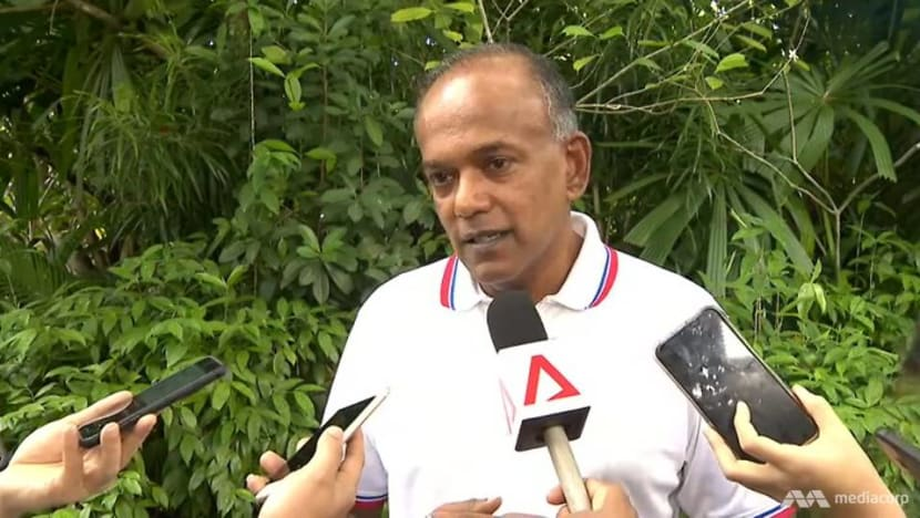 Societies have to 'face squarely' the reality that Islamophobia is rising, says Shanmugam