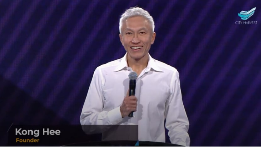 I am sorry for everything that has happened: Kong Hee tells City Harvest Church in first appearance since prison release