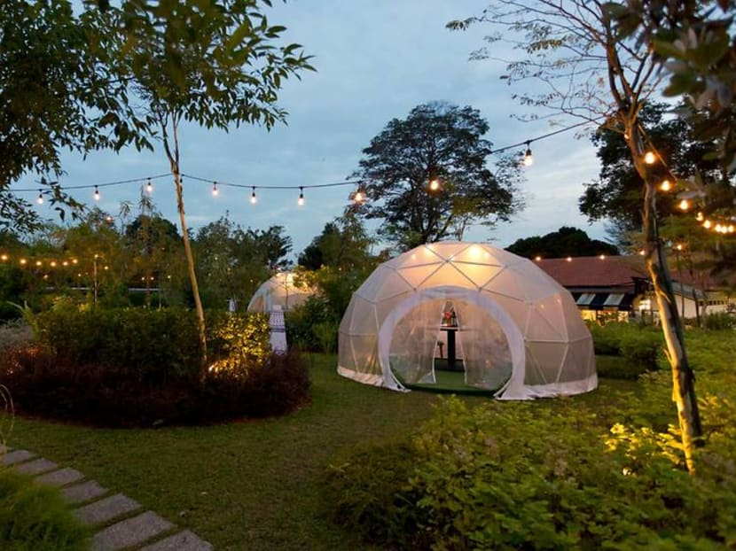 10 best date night restaurants in Singapore: From back lanes to garden domes