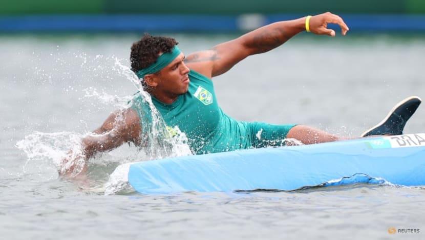 Canoe sprint: Olympian Queiroz dos Santos says self-belief helped him through tough childhood
