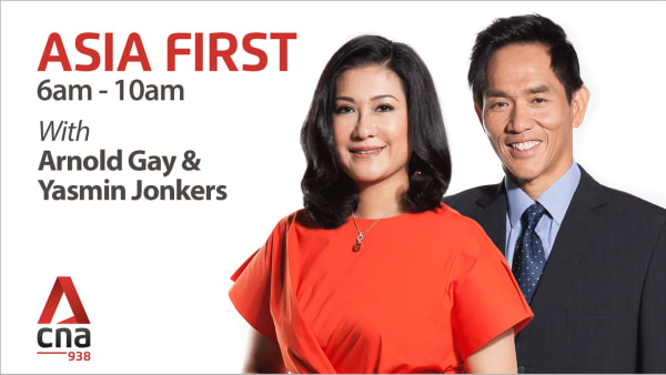 Asia First with Arnold Gay and Yasmin Jonkers