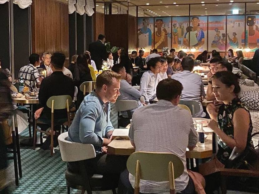 Why are so many restaurants opening in Hong Kong? And why are they full?