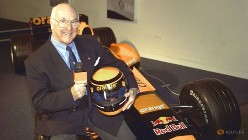 Murray Walker, the voice of Formula One, dies at 97