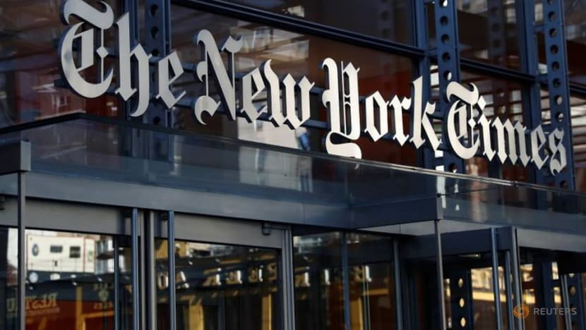 New York Times quarterly revenue beats estimates on strong subscriber growth