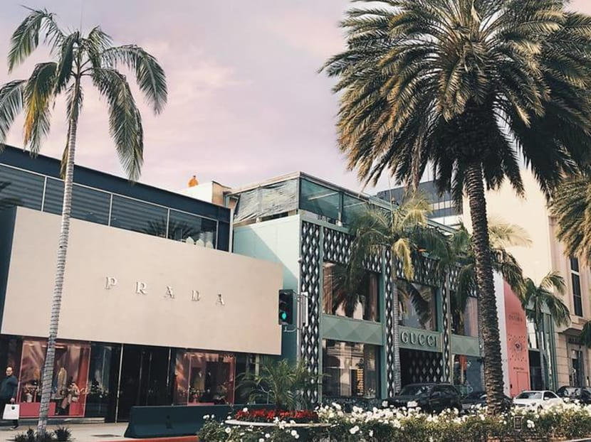 Los Angeles protests upend luxury retail's return to normalcy on Rodeo Drive