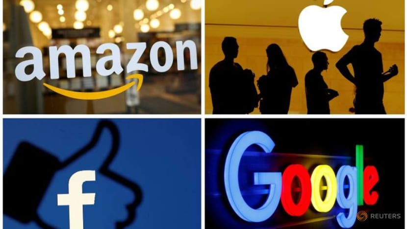 Tech giants back legal challenge to Trump's foreign worker restrictions
