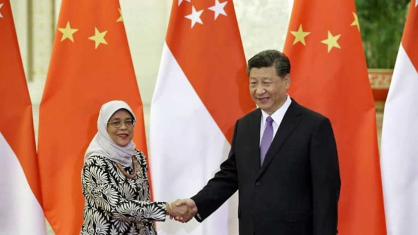 Singapore leaders congratulate China on 70th anniversary of founding