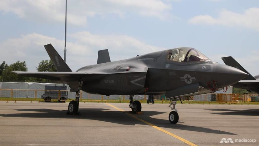 Commentary: Was Singapore's announcement to buy a small number of F-35s too slow, too tentative?