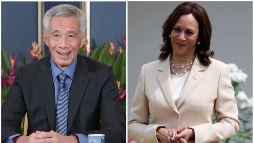 Commentary: Biden's coming Southeast Asia agenda in focus with Kamala Harris' Singapore visit