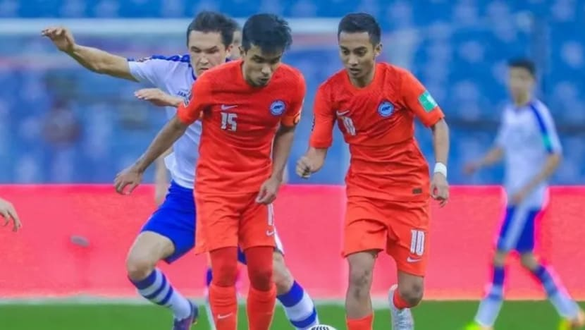 Football: Singapore lose 5-0 to Uzbekistan in World Cup qualifier