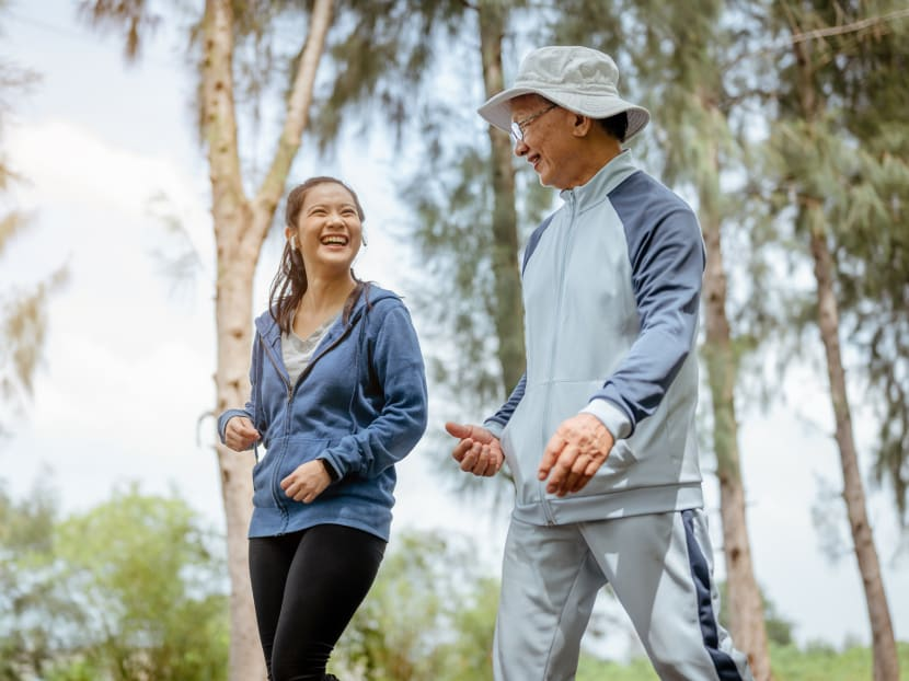 For better heart health, be active – even walking reduces risk of heart disease