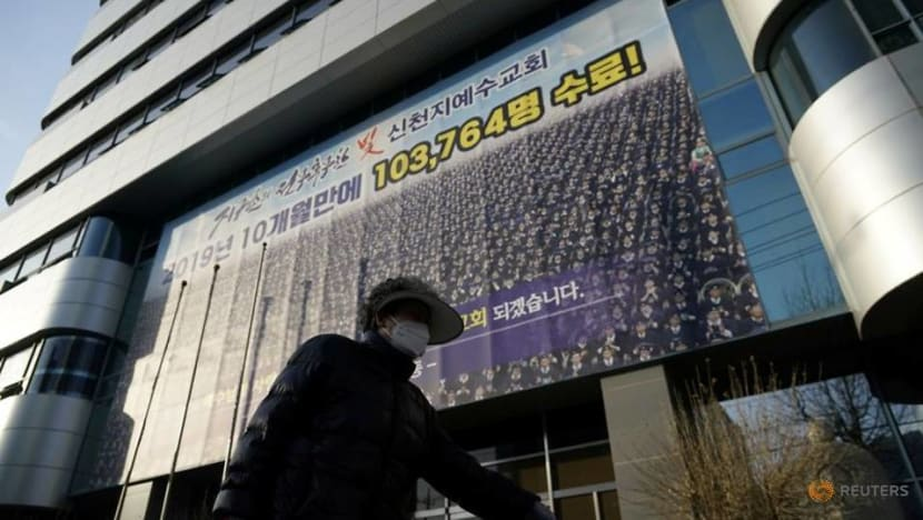 Murder probe sought for South Korea sect at centre of COVID-19 outbreak