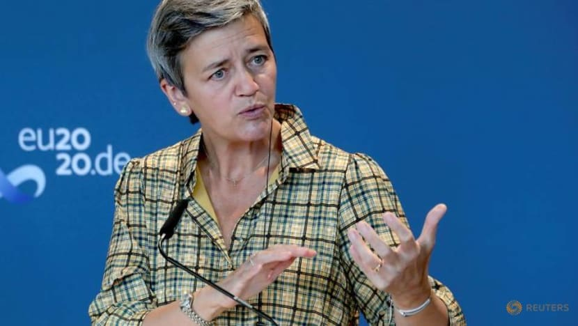 Tougher new rules for tech giants, more power to enforcers - EU's Vestager