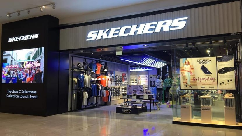 Skechers opens 5 new stores in Singapore as COVID-19 pandemic throws up 'opportunities'