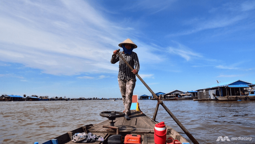 Tonle Sap Lake, the beating heart of the Mekong basin, is on 'life support'