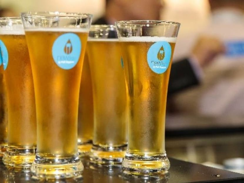 Bottoms up: NEWBrew, the craft beer made from NEWater, is back