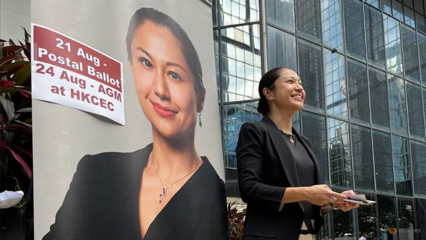 Law Society election in Hong Kong spotlights tensions over China, legal system