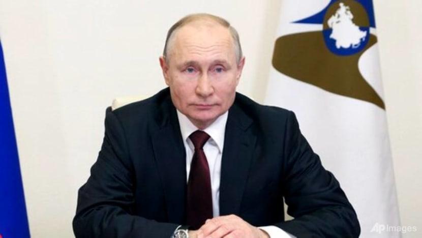 Russia tells US to expect 'uncomfortable' signals ahead of Putin-Biden summit