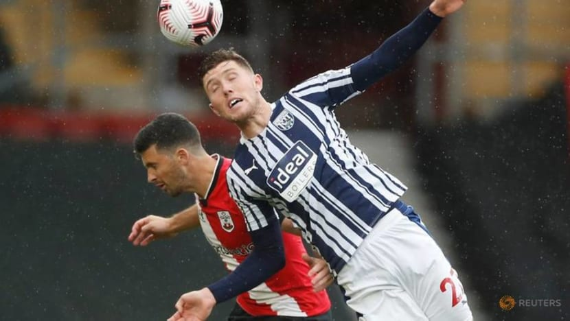 Saints compound West Brom troubles with 2-0 victory