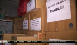 Increased demand for storage space amid COVID-19 | Video