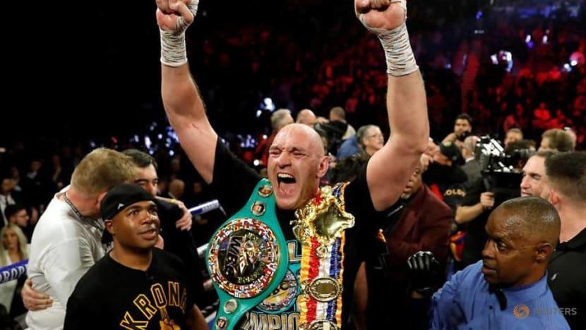 Boxing: No progress made on Joshua clash, says Fury