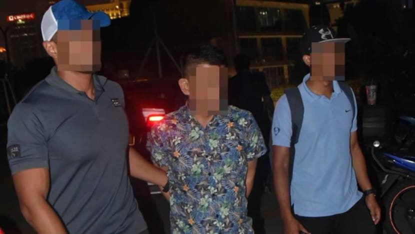 Singaporean man charged with giving about S$1,000 to Islamic State militant in Syria for terrorist acts