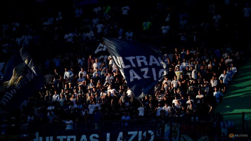 Football: Investigation launched into alleged racist chants from Lazio fans