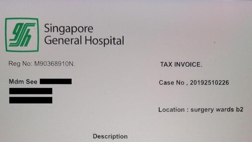 SGH files police report over fake invoice scam