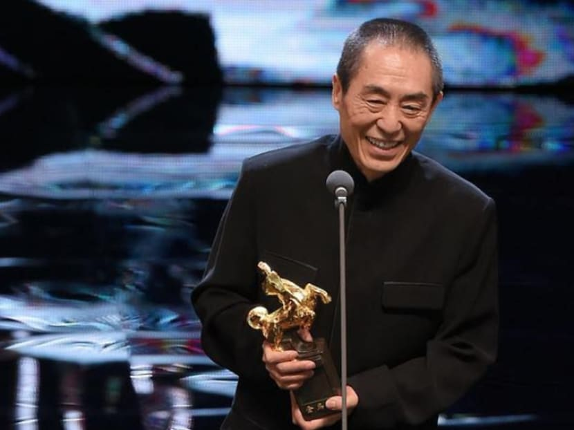 Golden Horse Awards: Zhang Yimou finally wins best director but loses best film