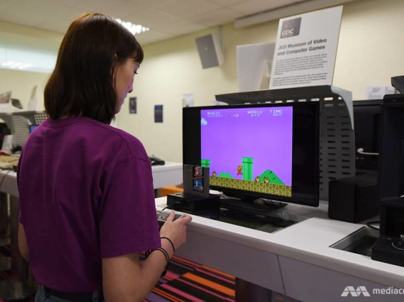 Atari, Mario and more: Hands on at Singapore's only video game museum