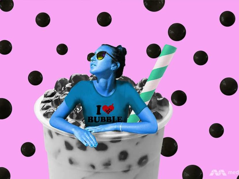 Ode to bubble tea (or why I bought a 3kg bag of tapioca pearls)