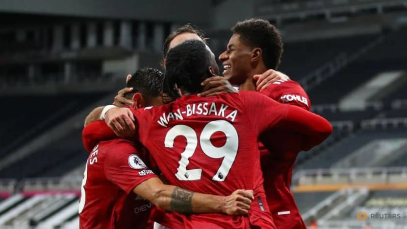 Late goal flurry gives Manchester United 4-1 win over Newcastle