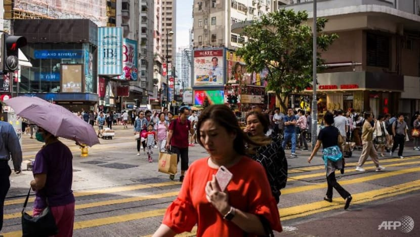 Hong Kong's growth cools; outlook clouded by trade war, rate hikes