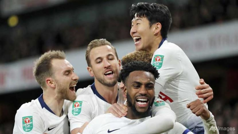 Football: Tottenham Hotspur to play in Singapore in July pre-season tour