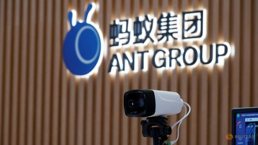 China pushes Ant Group overhaul in latest crackdown on Ma