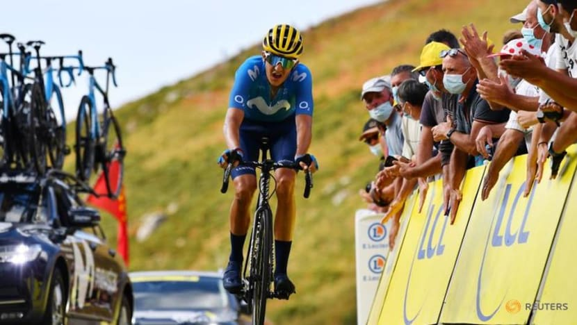 Cycling: Soler rides crest of Movistar team work to win Vuelta stage two