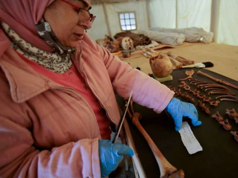Egypt unveils 3000-year old coffins in latest archaeological discovery