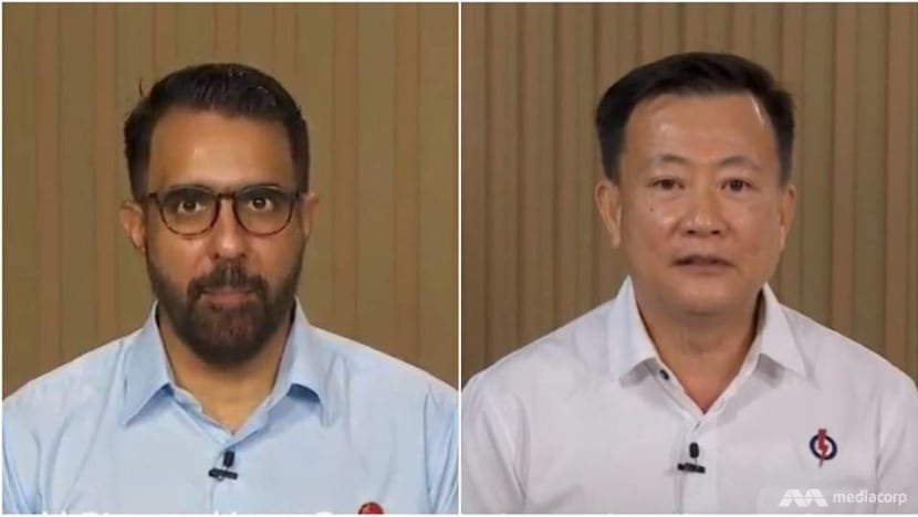GE2020: In Aljunied GRC broadcast, WP highlights role as check and balance, PAP lays out help schemes