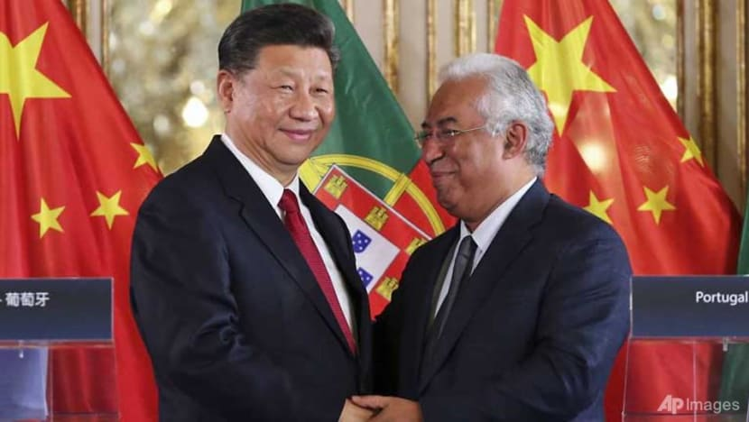 Portugal to cooperate with China to create 'new Silk Roads' of trade