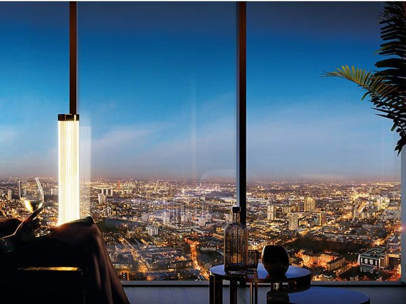 Living the high life in the world's tallest residential buildings