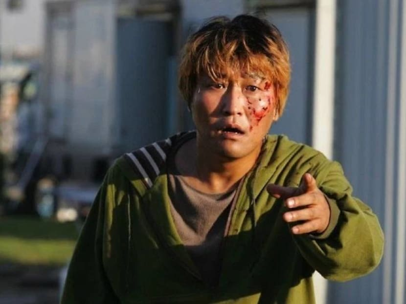 South Korean is the first Asian actor to receive top honour at acclaimed film festival