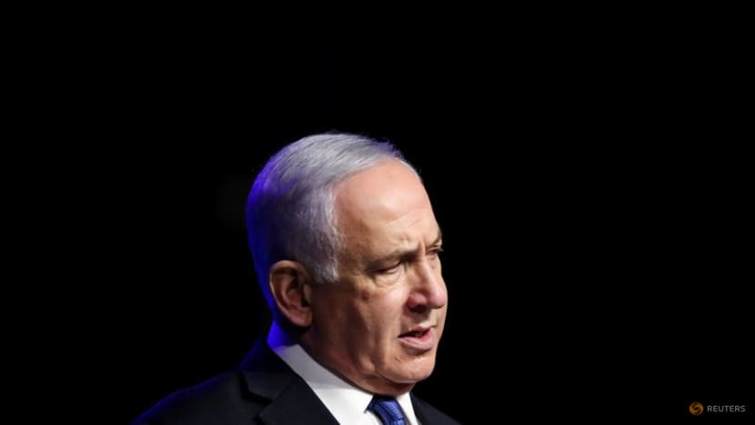 Netanyahu suggests on Facebook that Biden fell asleep meeting new Israeli PM