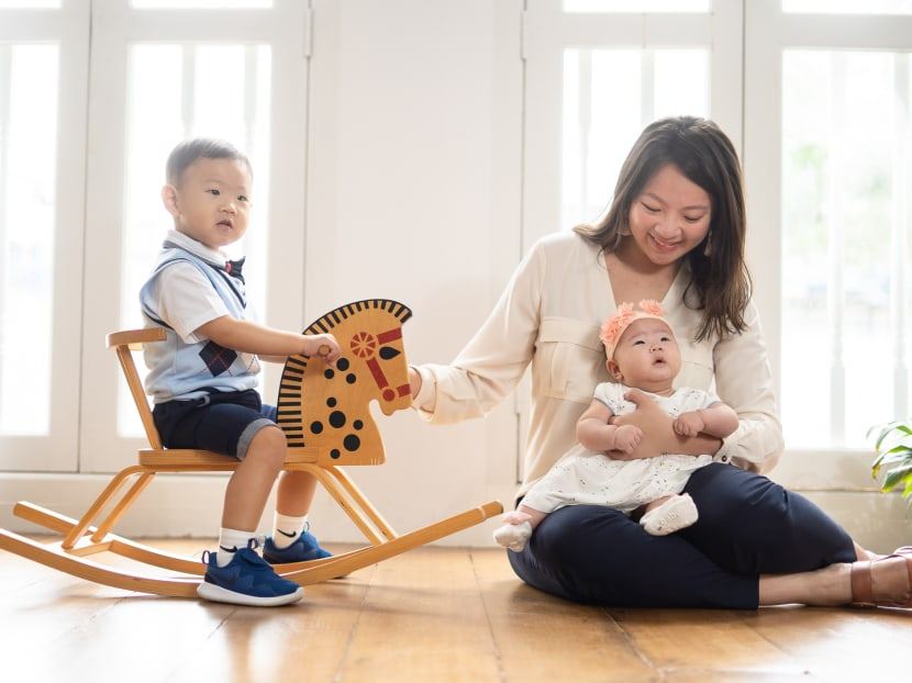 The Singaporean mum who started a skincare brand that's safe for babies