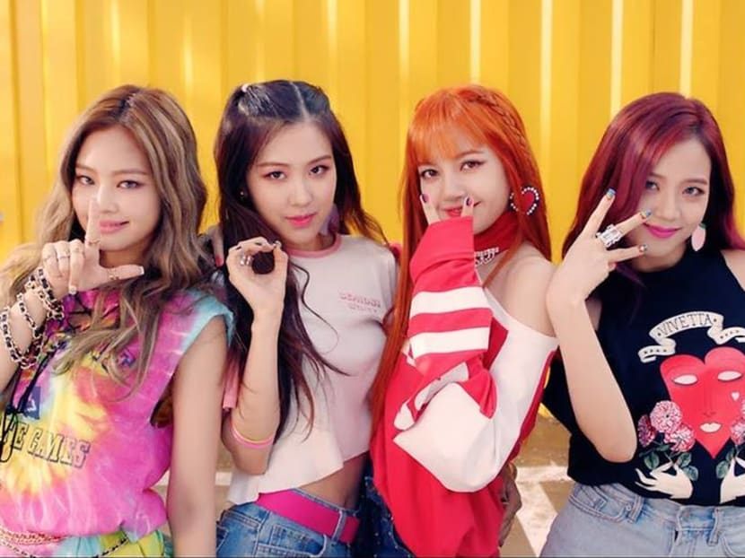 K-pop girl group BLACKPINK to perform in Singapore