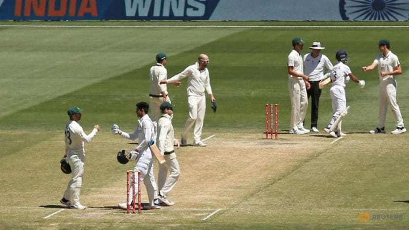 Cricket-Australia fined for slow over-rate in loss to India