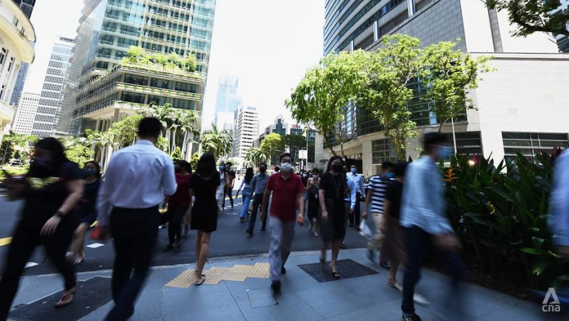 Commentary: What if workers themselves are unsure whether to return to the office?