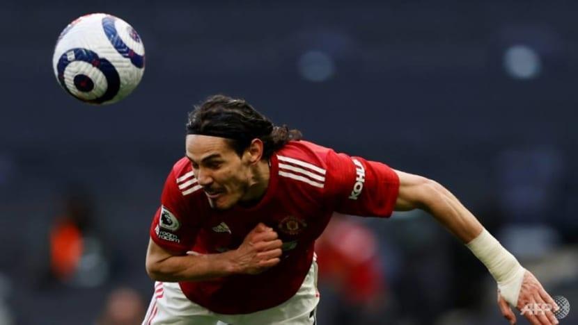 Football: Cavani proves he is Man Utd's best bet as lead striker