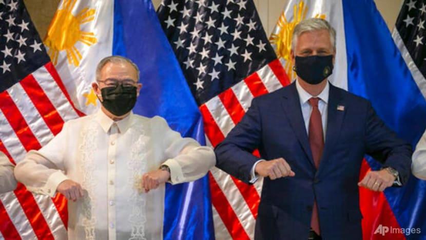 US provides missiles, renews pledge to defend Philippines
