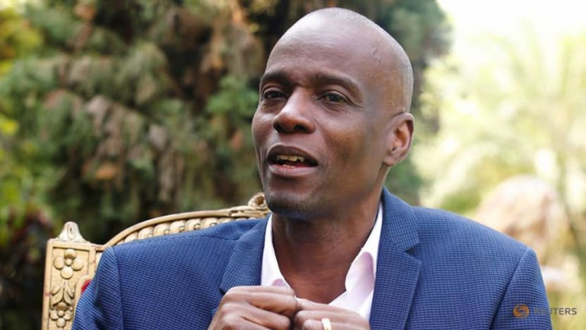 Haiti President Jovenel Moise assassinated at home, wife wounded